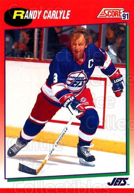 1991-92 Score Canadian English #125 Randy Carlyle<br/>4 In Stock - $1.00 each - <a href=https://centericecollectibles.foxycart.com/cart?name=1991-92%20Score%20Canadian%20English%20%23125%20Randy%20Carlyle...&quantity_max=4&price=$1.00&code=12484 class=foxycart> Buy it now! </a>