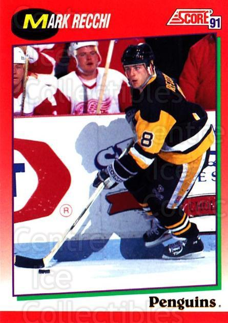 1991-92 Score Canadian English #145 Mark Recchi<br/>4 In Stock - $1.00 each - <a href=https://centericecollectibles.foxycart.com/cart?name=1991-92%20Score%20Canadian%20English%20%23145%20Mark%20Recchi...&quantity_max=4&price=$1.00&code=12505 class=foxycart> Buy it now! </a>