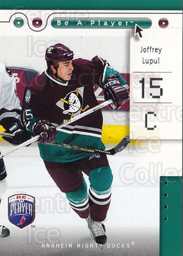 2005-06 Be A Player #2 Joffrey Lupul<br/>4 In Stock - $1.00 each - <a href=https://centericecollectibles.foxycart.com/cart?name=2005-06%20Be%20A%20Player%20%232%20Joffrey%20Lupul...&quantity_max=4&price=$1.00&code=125249 class=foxycart> Buy it now! </a>