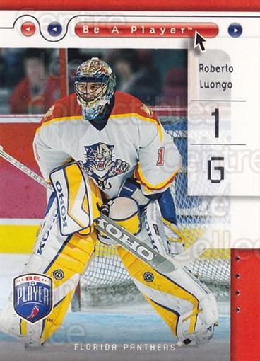 2005-06 Be A Player #39 Roberto Luongo<br/>3 In Stock - $2.00 each - <a href=https://centericecollectibles.foxycart.com/cart?name=2005-06%20Be%20A%20Player%20%2339%20Roberto%20Luongo...&quantity_max=3&price=$2.00&code=125268 class=foxycart> Buy it now! </a>