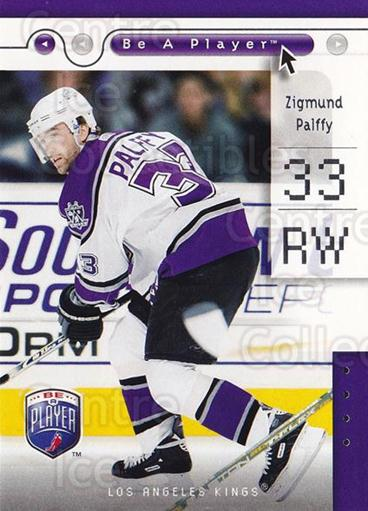 2005-06 Be A Player #41 Zigmund Palffy<br/>3 In Stock - $1.00 each - <a href=https://centericecollectibles.foxycart.com/cart?name=2005-06%20Be%20A%20Player%20%2341%20Zigmund%20Palffy...&quantity_max=3&price=$1.00&code=125271 class=foxycart> Buy it now! </a>