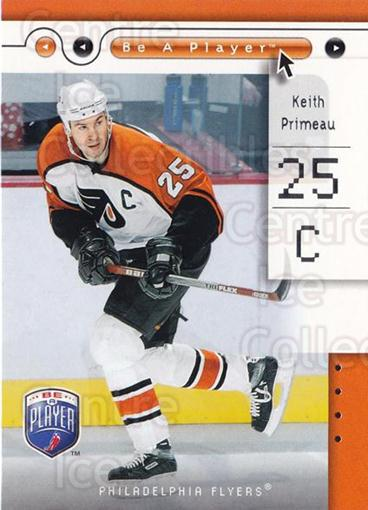 2005-06 Be A Player #64 Keith Primeau<br/>4 In Stock - $1.00 each - <a href=https://centericecollectibles.foxycart.com/cart?name=2005-06%20Be%20A%20Player%20%2364%20Keith%20Primeau...&quantity_max=4&price=$1.00&code=125295 class=foxycart> Buy it now! </a>