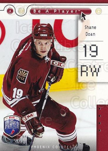 2005-06 Be A Player #68 Shane Doan<br/>4 In Stock - $1.00 each - <a href=https://centericecollectibles.foxycart.com/cart?name=2005-06%20Be%20A%20Player%20%2368%20Shane%20Doan...&quantity_max=4&price=$1.00&code=125298 class=foxycart> Buy it now! </a>