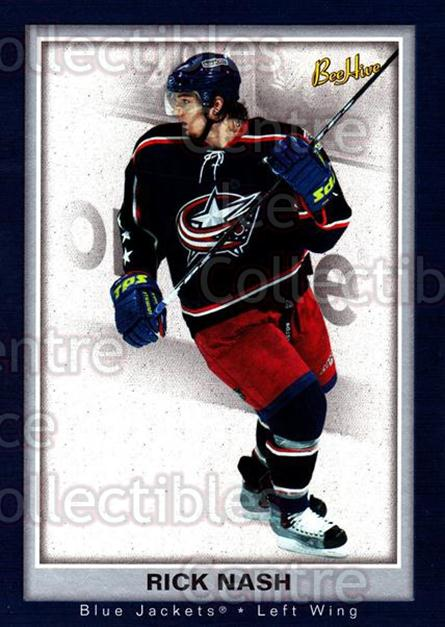 2005-06 Beehive #26 Rick Nash<br/>3 In Stock - $1.00 each - <a href=https://centericecollectibles.foxycart.com/cart?name=2005-06%20Beehive%20%2326%20Rick%20Nash...&quantity_max=3&price=$1.00&code=125323 class=foxycart> Buy it now! </a>