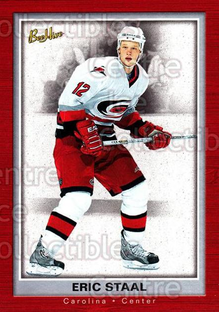 2005-06 Beehive #18 Eric Staal<br/>4 In Stock - $1.00 each - <a href=https://centericecollectibles.foxycart.com/cart?name=2005-06%20Beehive%20%2318%20Eric%20Staal...&quantity_max=4&price=$1.00&code=125446 class=foxycart> Buy it now! </a>