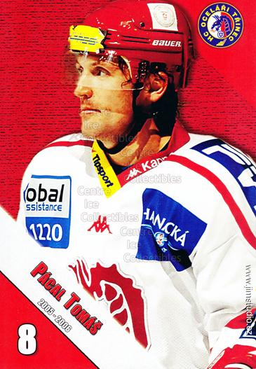 2005-06 Czech HC Ocelari Trinec Postcards #7 Tomas Pacal<br/>2 In Stock - $3.00 each - <a href=https://centericecollectibles.foxycart.com/cart?name=2005-06%20Czech%20HC%20Ocelari%20Trinec%20Postcards%20%237%20Tomas%20Pacal...&quantity_max=2&price=$3.00&code=125876 class=foxycart> Buy it now! </a>