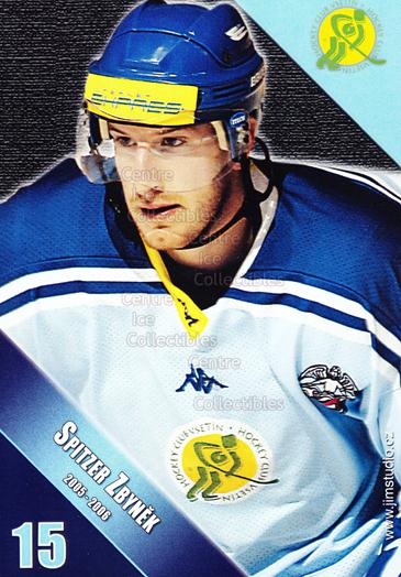 2005-06 Czech HC Vsetin Postcards #13 Zdenek Spitzer<br/>1 In Stock - $3.00 each - <a href=https://centericecollectibles.foxycart.com/cart?name=2005-06%20Czech%20HC%20Vsetin%20Postcards%20%2313%20Zdenek%20Spitzer...&quantity_max=1&price=$3.00&code=125895 class=foxycart> Buy it now! </a>