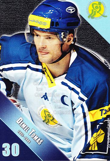 2005-06 Czech HC Vsetin Postcards #2 Tomas Demel<br/>1 In Stock - $3.00 each - <a href=https://centericecollectibles.foxycart.com/cart?name=2005-06%20Czech%20HC%20Vsetin%20Postcards%20%232%20Tomas%20Demel...&quantity_max=1&price=$3.00&code=125899 class=foxycart> Buy it now! </a>