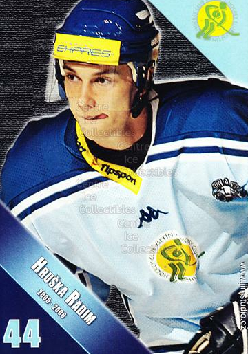 2005-06 Czech HC Vsetin Postcards #7 Radim Hruska<br/>1 In Stock - $3.00 each - <a href=https://centericecollectibles.foxycart.com/cart?name=2005-06%20Czech%20HC%20Vsetin%20Postcards%20%237%20Radim%20Hruska...&quantity_max=1&price=$3.00&code=125903 class=foxycart> Buy it now! </a>