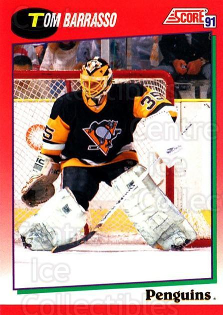 1991-92 Score Canadian English #225 Tom Barrasso<br/>3 In Stock - $1.00 each - <a href=https://centericecollectibles.foxycart.com/cart?name=1991-92%20Score%20Canadian%20English%20%23225%20Tom%20Barrasso...&price=$1.00&code=12592 class=foxycart> Buy it now! </a>