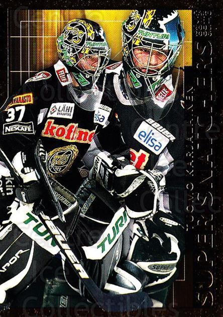 2005-06 Finnish Cardset Super Snatchers #16 Tuomo Karjalainen<br/>5 In Stock - $3.00 each - <a href=https://centericecollectibles.foxycart.com/cart?name=2005-06%20Finnish%20Cardset%20Super%20Snatchers%20%2316%20Tuomo%20Karjalain...&quantity_max=5&price=$3.00&code=126052 class=foxycart> Buy it now! </a>