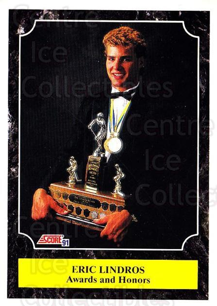 1991-92 Score Canadian English #330 Eric Lindros<br/>4 In Stock - $1.00 each - <a href=https://centericecollectibles.foxycart.com/cart?name=1991-92%20Score%20Canadian%20English%20%23330%20Eric%20Lindros...&quantity_max=4&price=$1.00&code=12610 class=foxycart> Buy it now! </a>