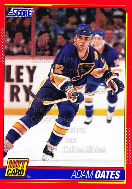 1991-92 Score Hot Cards #6 Adam Oates<br/>25 In Stock - $2.00 each - <a href=https://centericecollectibles.foxycart.com/cart?name=1991-92%20Score%20Hot%20Cards%20%236%20Adam%20Oates...&quantity_max=25&price=$2.00&code=12618 class=foxycart> Buy it now! </a>