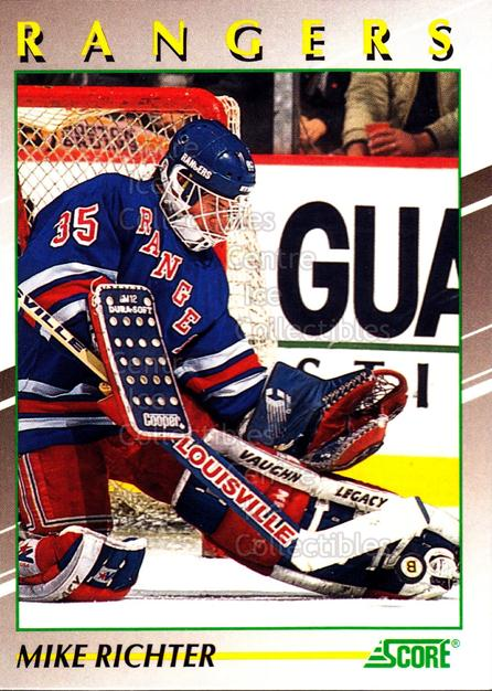 1991-92 Score Young Superstars #2 Mike Richter<br/>16 In Stock - $2.00 each - <a href=https://centericecollectibles.foxycart.com/cart?name=1991-92%20Score%20Young%20Superstars%20%232%20Mike%20Richter...&quantity_max=16&price=$2.00&code=12642 class=foxycart> Buy it now! </a>
