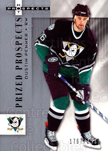 2005-06 Hot Prospects #101 Dustin Penner<br/>1 In Stock - $3.00 each - <a href=https://centericecollectibles.foxycart.com/cart?name=2005-06%20Hot%20Prospects%20%23101%20Dustin%20Penner...&quantity_max=1&price=$3.00&code=126498 class=foxycart> Buy it now! </a>