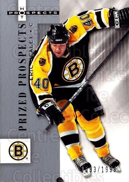 2005-06 Hot Prospects #106 Eric Healey<br/>8 In Stock - $3.00 each - <a href=https://centericecollectibles.foxycart.com/cart?name=2005-06%20Hot%20Prospects%20%23106%20Eric%20Healey...&quantity_max=8&price=$3.00&code=126503 class=foxycart> Buy it now! </a>