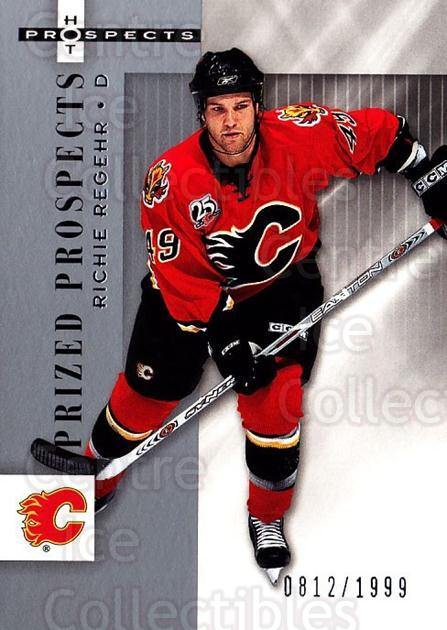 2005-06 Hot Prospects #110 Richie Regehr<br/>4 In Stock - $3.00 each - <a href=https://centericecollectibles.foxycart.com/cart?name=2005-06%20Hot%20Prospects%20%23110%20Richie%20Regehr...&quantity_max=4&price=$3.00&code=126508 class=foxycart> Buy it now! </a>