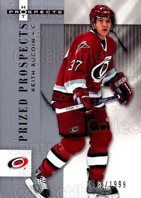 2005-06 Hot Prospects #113 Keith Aucoin<br/>3 In Stock - $3.00 each - <a href=https://centericecollectibles.foxycart.com/cart?name=2005-06%20Hot%20Prospects%20%23113%20Keith%20Aucoin...&quantity_max=3&price=$3.00&code=126511 class=foxycart> Buy it now! </a>
