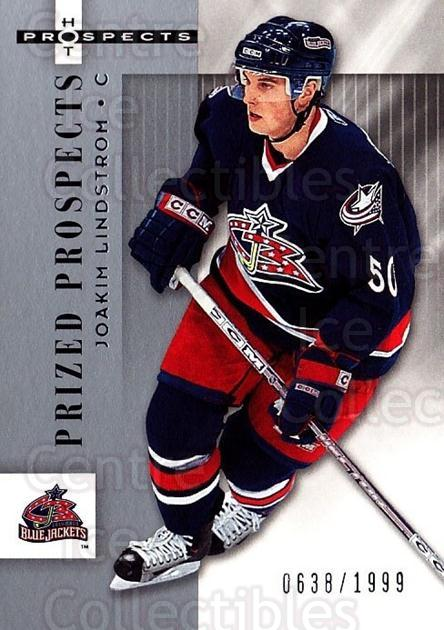 2005-06 Hot Prospects #122 Joakim Lindstrom<br/>1 In Stock - $3.00 each - <a href=https://centericecollectibles.foxycart.com/cart?name=2005-06%20Hot%20Prospects%20%23122%20Joakim%20Lindstro...&quantity_max=1&price=$3.00&code=126521 class=foxycart> Buy it now! </a>