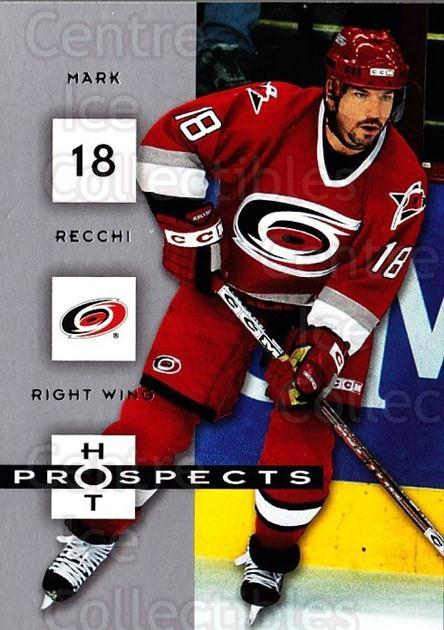 2005-06 Hot Prospects #16 Mark Recchi<br/>6 In Stock - $1.00 each - <a href=https://centericecollectibles.foxycart.com/cart?name=2005-06%20Hot%20Prospects%20%2316%20Mark%20Recchi...&quantity_max=6&price=$1.00&code=126562 class=foxycart> Buy it now! </a>