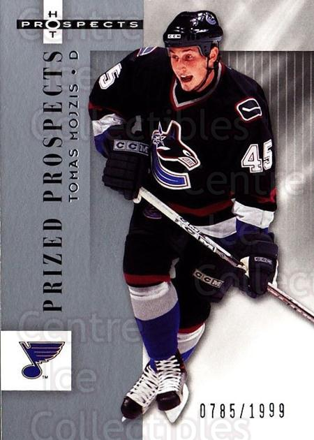 2005-06 Hot Prospects #178 Tomas Mojzis<br/>2 In Stock - $3.00 each - <a href=https://centericecollectibles.foxycart.com/cart?name=2005-06%20Hot%20Prospects%20%23178%20Tomas%20Mojzis...&quantity_max=2&price=$3.00&code=126582 class=foxycart> Buy it now! </a>