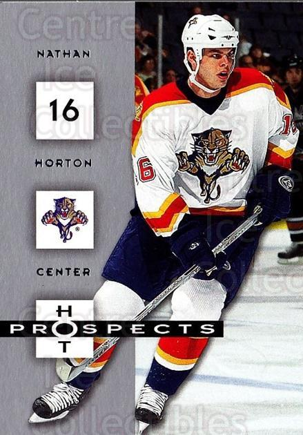 2005-06 Hot Prospects #44 Nathan Horton<br/>6 In Stock - $1.00 each - <a href=https://centericecollectibles.foxycart.com/cart?name=2005-06%20Hot%20Prospects%20%2344%20Nathan%20Horton...&quantity_max=6&price=$1.00&code=126616 class=foxycart> Buy it now! </a>