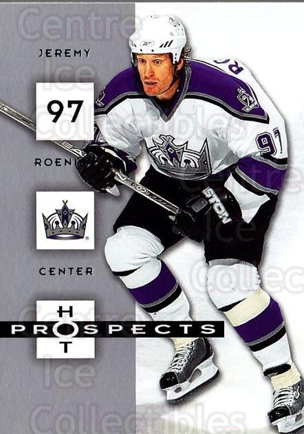 2005-06 Hot Prospects #48 Jeremy Roenick<br/>5 In Stock - $1.00 each - <a href=https://centericecollectibles.foxycart.com/cart?name=2005-06%20Hot%20Prospects%20%2348%20Jeremy%20Roenick...&quantity_max=5&price=$1.00&code=126620 class=foxycart> Buy it now! </a>