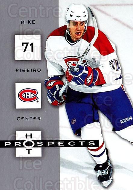 2005-06 Hot Prospects #54 Mike Ribeiro<br/>6 In Stock - $1.00 each - <a href=https://centericecollectibles.foxycart.com/cart?name=2005-06%20Hot%20Prospects%20%2354%20Mike%20Ribeiro...&quantity_max=6&price=$1.00&code=126627 class=foxycart> Buy it now! </a>