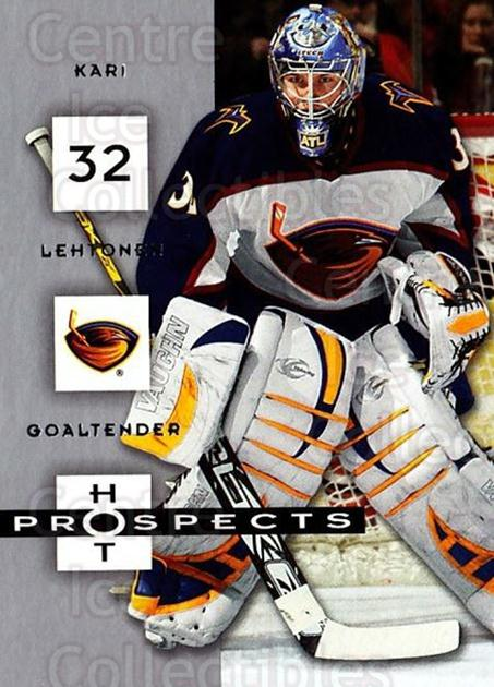 2005-06 Hot Prospects #6 Kari Lehtonen<br/>5 In Stock - $1.00 each - <a href=https://centericecollectibles.foxycart.com/cart?name=2005-06%20Hot%20Prospects%20%236%20Kari%20Lehtonen...&quantity_max=5&price=$1.00&code=126633 class=foxycart> Buy it now! </a>