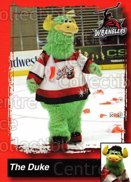 2005-06 Las Vegas Wranglers #25 Mascot<br/>7 In Stock - $3.00 each - <a href=https://centericecollectibles.foxycart.com/cart?name=2005-06%20Las%20Vegas%20Wranglers%20%2325%20Mascot...&quantity_max=7&price=$3.00&code=126897 class=foxycart> Buy it now! </a>