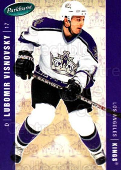2005-06 Parkhurst #219 Lubomir Visnovsky<br/>7 In Stock - $1.00 each - <a href=https://centericecollectibles.foxycart.com/cart?name=2005-06%20Parkhurst%20%23219%20Lubomir%20Visnovs...&quantity_max=7&price=$1.00&code=126963 class=foxycart> Buy it now! </a>