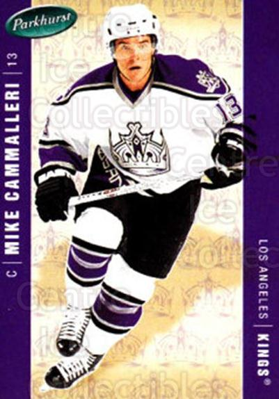 2005-06 Parkhurst #222 Mike Cammalleri<br/>8 In Stock - $1.00 each - <a href=https://centericecollectibles.foxycart.com/cart?name=2005-06%20Parkhurst%20%23222%20Mike%20Cammalleri...&quantity_max=8&price=$1.00&code=126966 class=foxycart> Buy it now! </a>