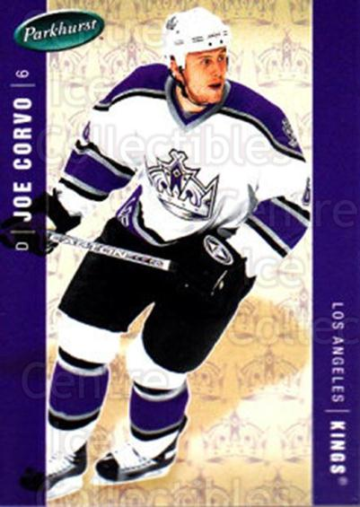 2005-06 Parkhurst #224 Joe Corvo<br/>7 In Stock - $1.00 each - <a href=https://centericecollectibles.foxycart.com/cart?name=2005-06%20Parkhurst%20%23224%20Joe%20Corvo...&quantity_max=7&price=$1.00&code=126968 class=foxycart> Buy it now! </a>