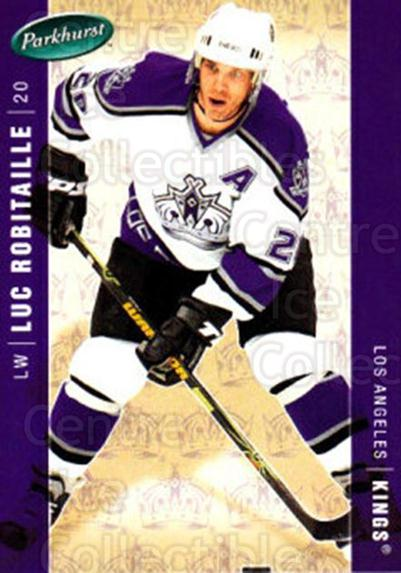 2005-06 Parkhurst #227 Luc Robitaille<br/>6 In Stock - $1.00 each - <a href=https://centericecollectibles.foxycart.com/cart?name=2005-06%20Parkhurst%20%23227%20Luc%20Robitaille...&quantity_max=6&price=$1.00&code=126971 class=foxycart> Buy it now! </a>