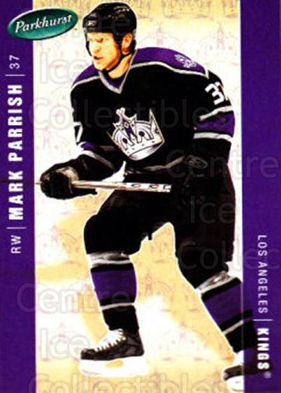 2005-06 Parkhurst #232 Mark Parrish<br/>8 In Stock - $1.00 each - <a href=https://centericecollectibles.foxycart.com/cart?name=2005-06%20Parkhurst%20%23232%20Mark%20Parrish...&quantity_max=8&price=$1.00&code=126976 class=foxycart> Buy it now! </a>