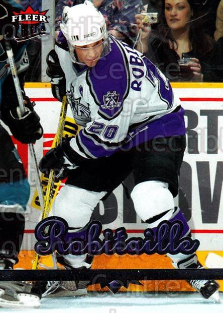 2005-06 Ultra #94 Luc Robitaille<br/>12 In Stock - $1.00 each - <a href=https://centericecollectibles.foxycart.com/cart?name=2005-06%20Ultra%20%2394%20Luc%20Robitaille...&quantity_max=12&price=$1.00&code=127018 class=foxycart> Buy it now! </a>