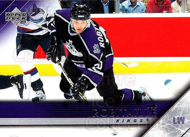 2005-06 Upper Deck #86 Luc Robitaille<br/>7 In Stock - $1.00 each - <a href=https://centericecollectibles.foxycart.com/cart?name=2005-06%20Upper%20Deck%20%2386%20Luc%20Robitaille...&quantity_max=7&price=$1.00&code=127038 class=foxycart> Buy it now! </a>