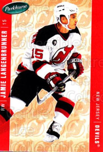 2005-06 Parkhurst #288 Jamie Langenbrunner<br/>7 In Stock - $1.00 each - <a href=https://centericecollectibles.foxycart.com/cart?name=2005-06%20Parkhurst%20%23288%20Jamie%20Langenbru...&quantity_max=7&price=$1.00&code=127267 class=foxycart> Buy it now! </a>
