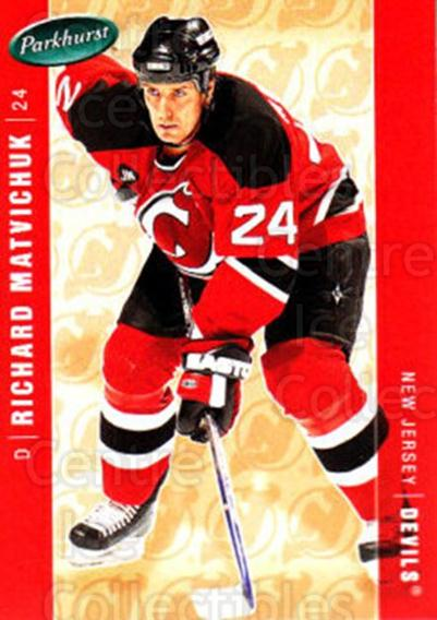 2005-06 Parkhurst #297 Richard Matvichuk<br/>8 In Stock - $1.00 each - <a href=https://centericecollectibles.foxycart.com/cart?name=2005-06%20Parkhurst%20%23297%20Richard%20Matvich...&quantity_max=8&price=$1.00&code=127276 class=foxycart> Buy it now! </a>