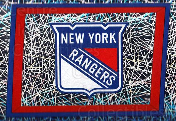 2005-06 Panini Stickers #111 New York Rangers<br/>3 In Stock - $1.00 each - <a href=https://centericecollectibles.foxycart.com/cart?name=2005-06%20Panini%20Stickers%20%23111%20New%20York%20Ranger...&quantity_max=3&price=$1.00&code=127503 class=foxycart> Buy it now! </a>