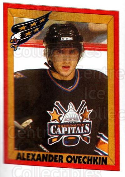 2005-06 Panini Stickers #175 Alexander Ovechkin<br/>6 In Stock - $5.00 each - <a href=https://centericecollectibles.foxycart.com/cart?name=2005-06%20Panini%20Stickers%20%23175%20Alexander%20Ovech...&price=$5.00&code=127568 class=foxycart> Buy it now! </a>