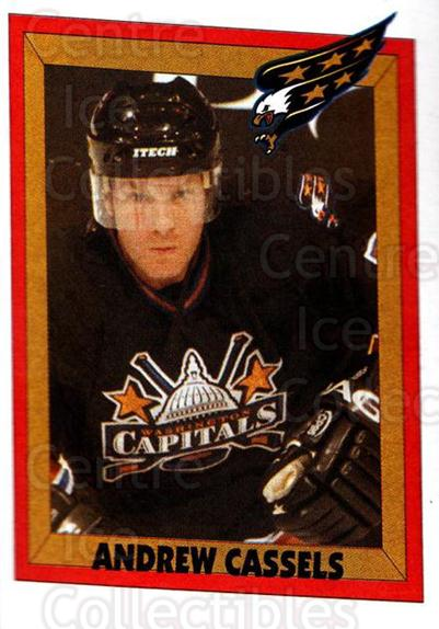 2005-06 Panini Stickers #184 Andrew Cassels<br/>5 In Stock - $1.00 each - <a href=https://centericecollectibles.foxycart.com/cart?name=2005-06%20Panini%20Stickers%20%23184%20Andrew%20Cassels...&quantity_max=5&price=$1.00&code=127578 class=foxycart> Buy it now! </a>