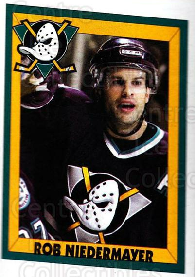 2005-06 Panini Stickers #190 Rob Niedermayer<br/>8 In Stock - $1.00 each - <a href=https://centericecollectibles.foxycart.com/cart?name=2005-06%20Panini%20Stickers%20%23190%20Rob%20Niedermayer...&quantity_max=8&price=$1.00&code=127585 class=foxycart> Buy it now! </a>