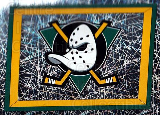 2005-06 Panini Stickers #193 Anaheim Mighty Ducks<br/>9 In Stock - $1.00 each - <a href=https://centericecollectibles.foxycart.com/cart?name=2005-06%20Panini%20Stickers%20%23193%20Anaheim%20Mighty%20...&quantity_max=9&price=$1.00&code=127587 class=foxycart> Buy it now! </a>