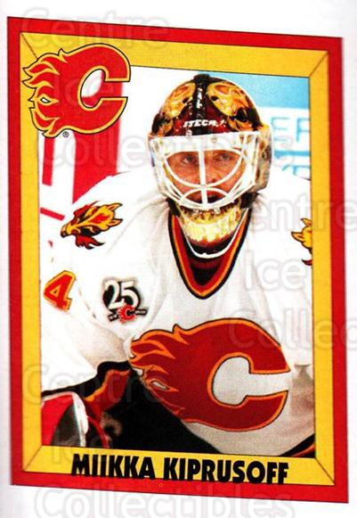 2005-06 Panini Stickers #200 Miikka Kiprusoff<br/>6 In Stock - $1.00 each - <a href=https://centericecollectibles.foxycart.com/cart?name=2005-06%20Panini%20Stickers%20%23200%20Miikka%20Kiprusof...&quantity_max=6&price=$1.00&code=127595 class=foxycart> Buy it now! </a>