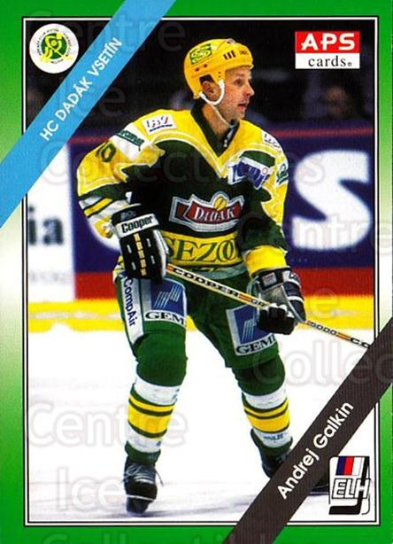1994-95 Czech APS Extraliga #239 Andrei Galkin<br/>2 In Stock - $2.00 each - <a href=https://centericecollectibles.foxycart.com/cart?name=1994-95%20Czech%20APS%20Extraliga%20%23239%20Andrei%20Galkin...&quantity_max=2&price=$2.00&code=1275 class=foxycart> Buy it now! </a>
