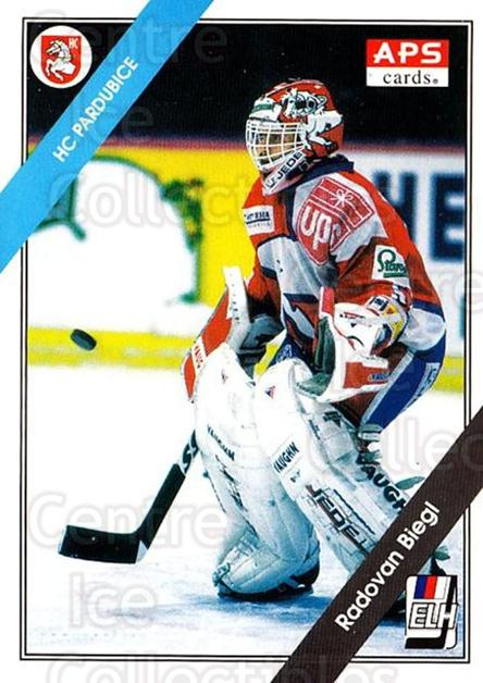 1994-95 Czech APS Extraliga #24 Radovan Biegl<br/>5 In Stock - $2.00 each - <a href=https://centericecollectibles.foxycart.com/cart?name=1994-95%20Czech%20APS%20Extraliga%20%2324%20Radovan%20Biegl...&quantity_max=5&price=$2.00&code=1276 class=foxycart> Buy it now! </a>