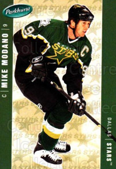 2005-06 Parkhurst #162 Mike Modano<br/>7 In Stock - $2.00 each - <a href=https://centericecollectibles.foxycart.com/cart?name=2005-06%20Parkhurst%20%23162%20Mike%20Modano...&quantity_max=7&price=$2.00&code=127710 class=foxycart> Buy it now! </a>