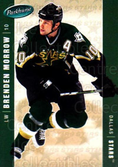 2005-06 Parkhurst #164 Brenden Morrow<br/>7 In Stock - $1.00 each - <a href=https://centericecollectibles.foxycart.com/cart?name=2005-06%20Parkhurst%20%23164%20Brenden%20Morrow...&quantity_max=7&price=$1.00&code=127712 class=foxycart> Buy it now! </a>