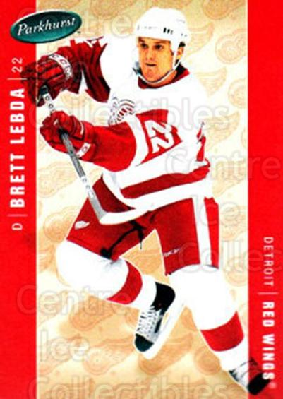 2005-06 Parkhurst #183 Brett Lebda<br/>4 In Stock - $2.00 each - <a href=https://centericecollectibles.foxycart.com/cart?name=2005-06%20Parkhurst%20%23183%20Brett%20Lebda...&quantity_max=4&price=$2.00&code=127733 class=foxycart> Buy it now! </a>